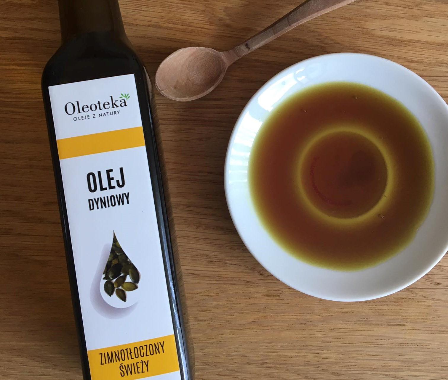 Olej dyniowy